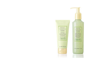 Products to soothe, smooth, revitalize, and protect from head to toe.