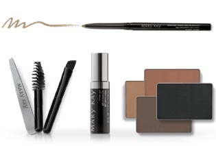 The perfect brow tools help make defining brows easy.