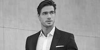 Sophisticated man. Mary Kay Cityscape Fragrances.